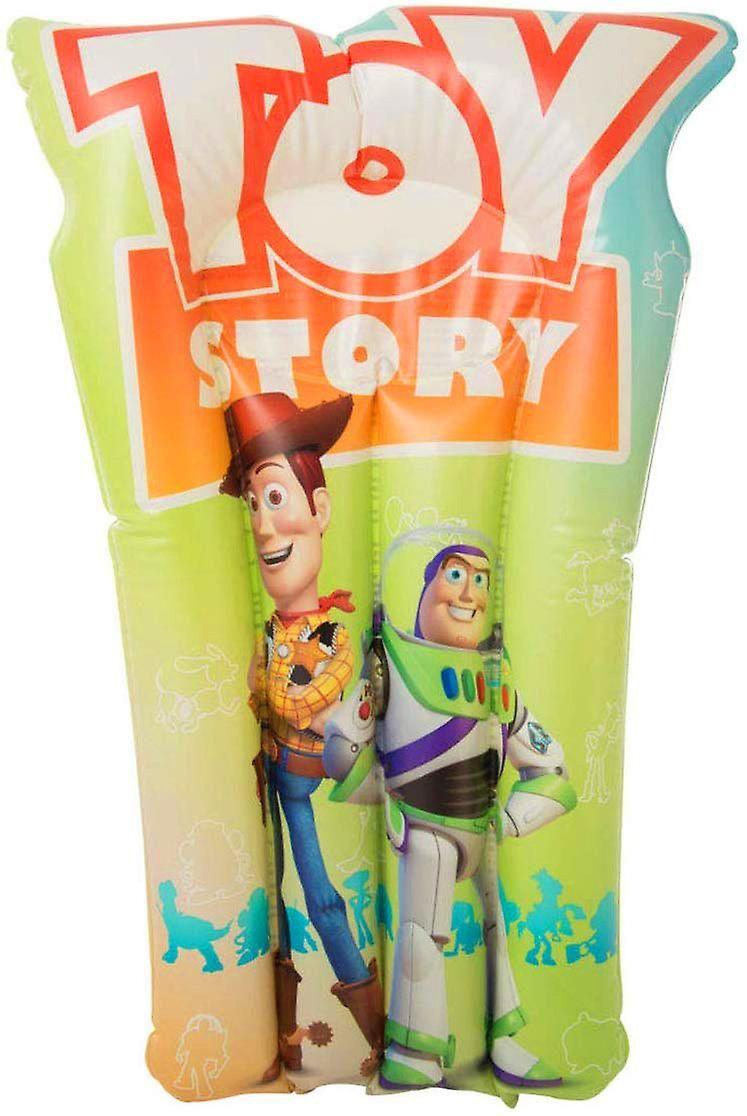 Детски надуваем комплект Disney Toy Story - Дюшек, пояс, раменки и топка - 2