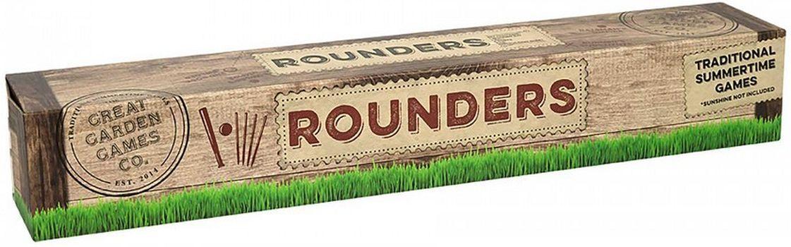 Игра Professor Puzzle Great Garden Games - Rounders, с топка и бухалка - 1