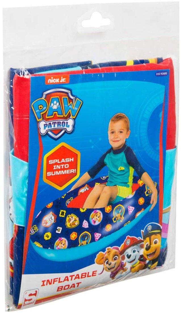 Надуваема детска лодка Paw Patrol - 100 x 70 cm - 3