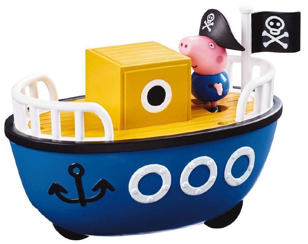 Комплект фигурки Peppa Pig - Превозно средство с фигурка, асортимент - 4