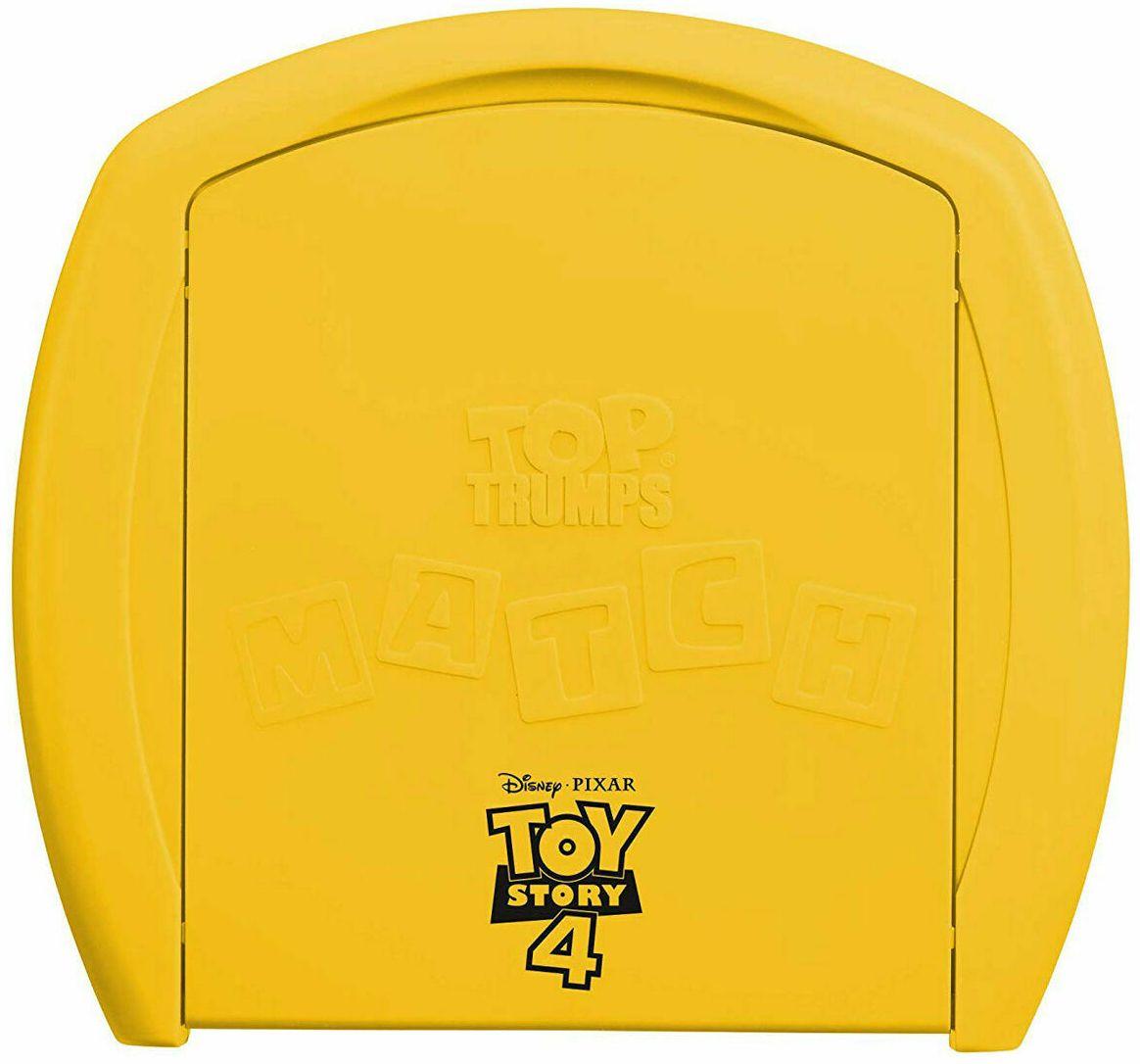 Игра с карти и кубчета Top Trumps Match - Toy Story - 2