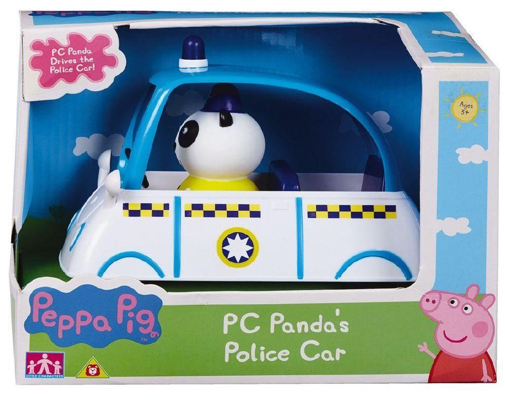 Комплект фигурки Peppa Pig - Превозно средство с фигурка, асортимент - 7
