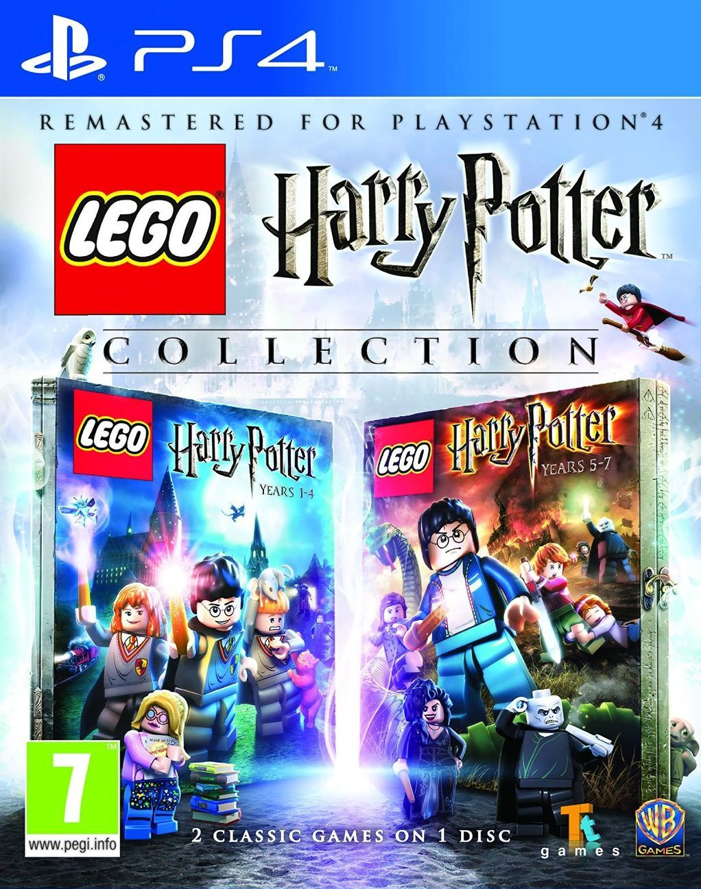 LEGO Harry Potter Collection (PS4) - 1