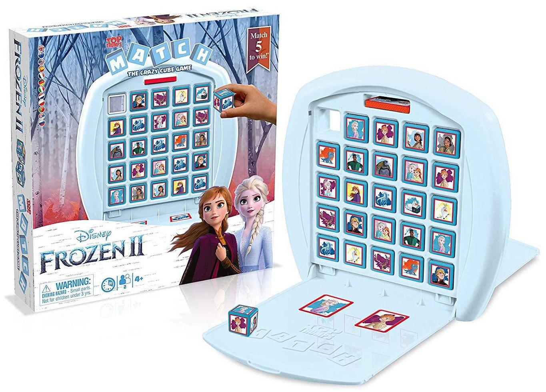 Игра с карти и кубчета Top Trumps Match - Frozen 2 - 1