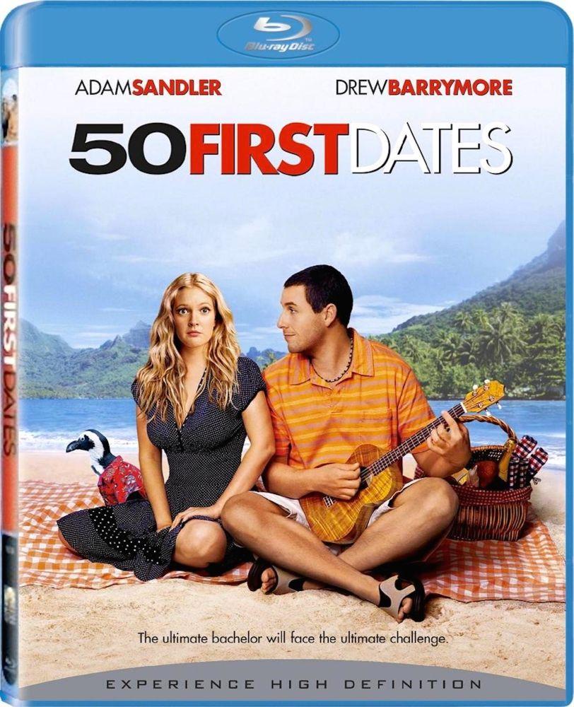 50 първи срещи (Blu-Ray) - 1