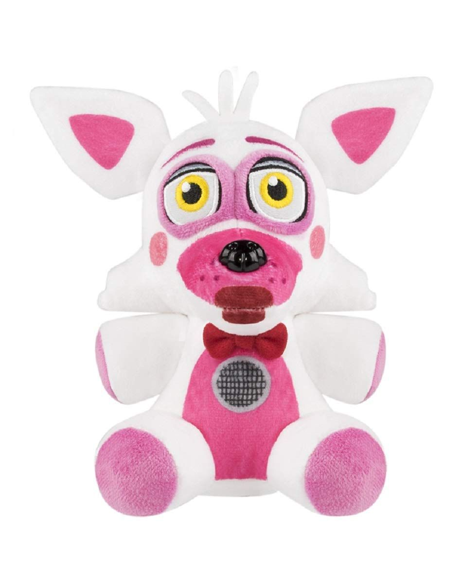 Плюшена играчка Funko - Five Nights at Freddy's  Plushies - Foxy Sister, 15 cm - 1