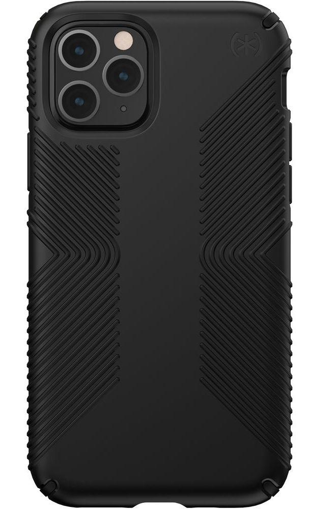 Калъф Speck - Presidio Grip, за iPhone 11 Pro, черен - 1