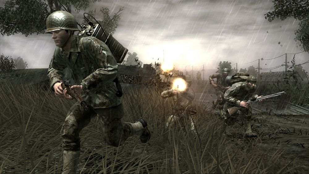 Call of Duty 3 - Platinum (PS3) - 12