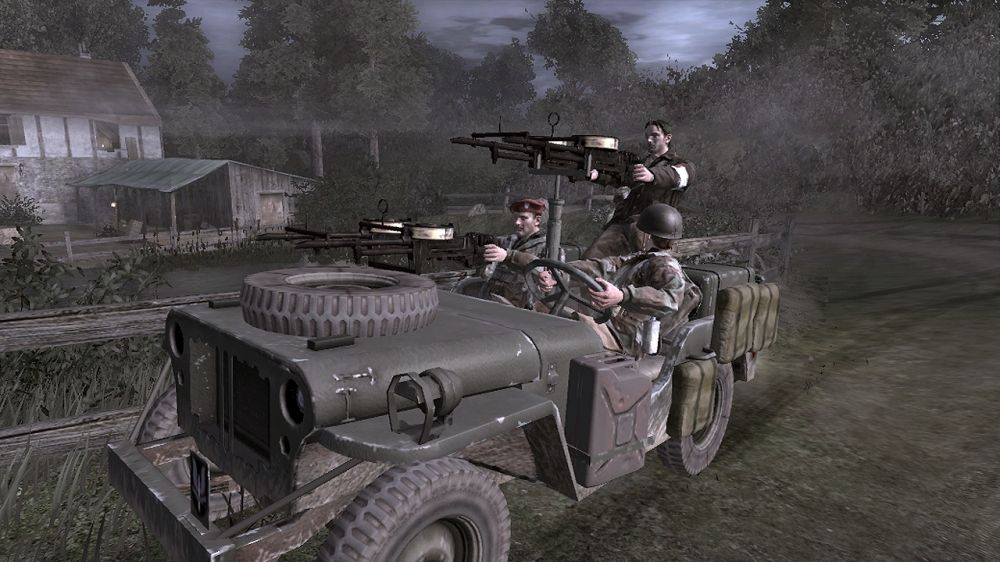 Call of Duty 3 - Platinum (PS3) - 10