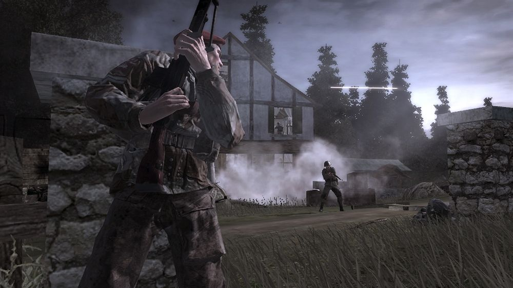 Call of Duty 3 - Platinum (PS3) - 9