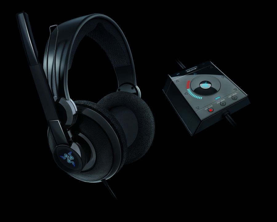 Гейминг слушалки Razer Megalodon 7.1 Surround - 5