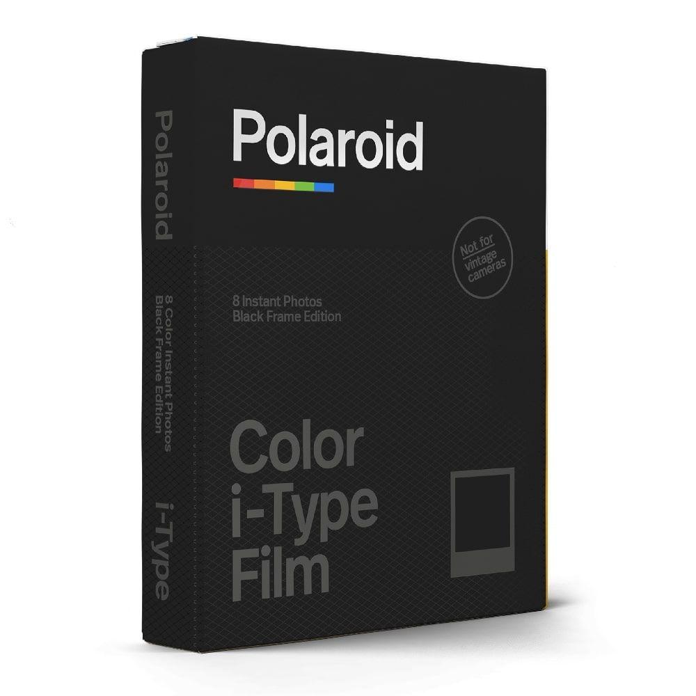 Филм Polaroid Color film for i-Type - Black Frame Edition - 1