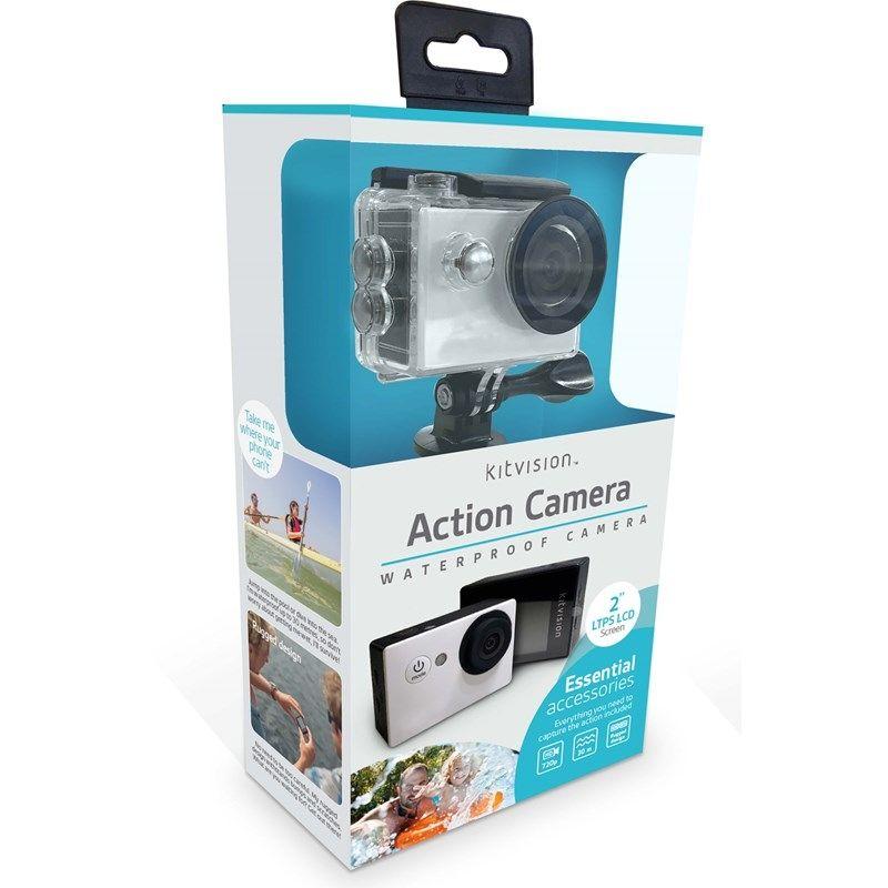 Kitvision Екшън Камера 720P Campaign edition - 3