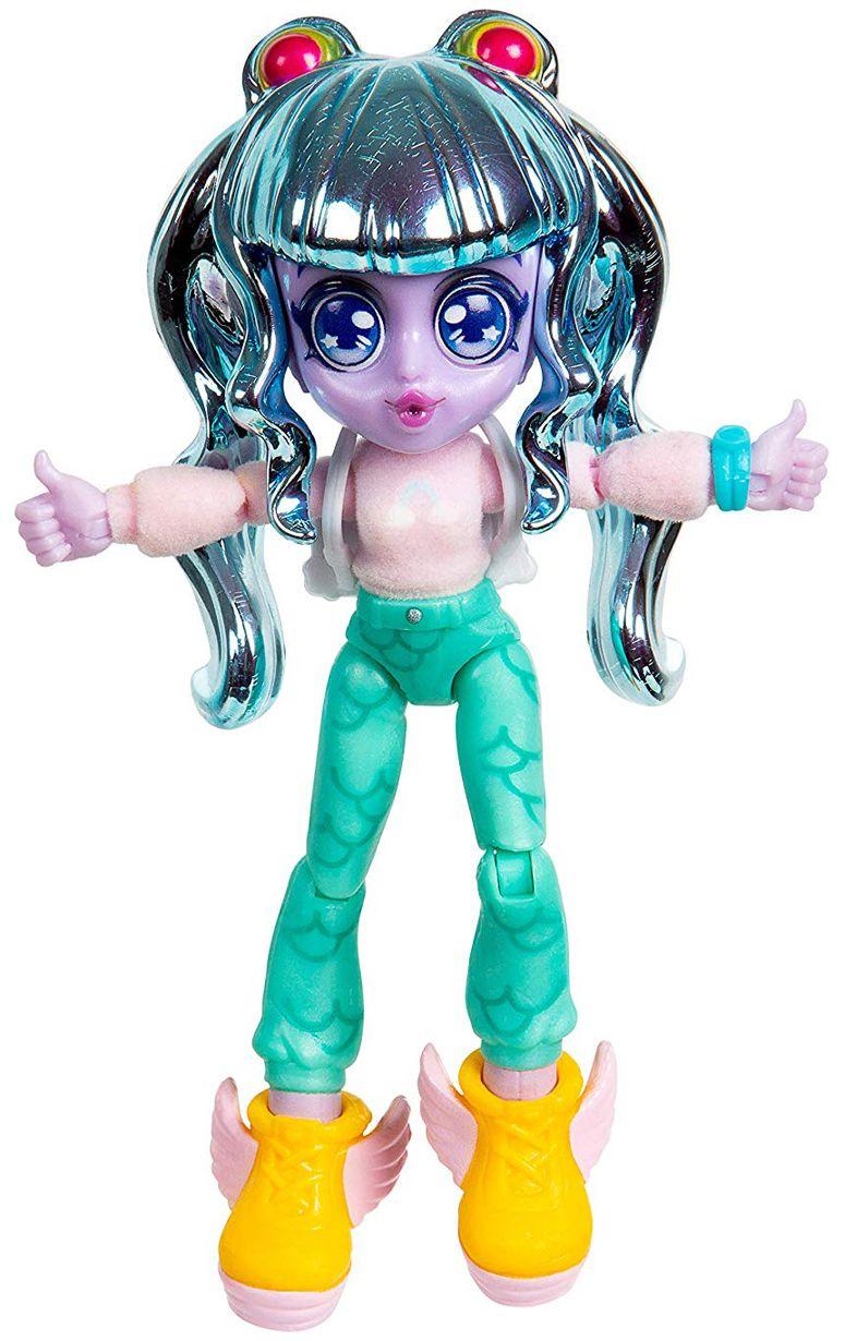 Куклички за сглобяване в капсула Capsule Chix - Ctrl Alt Magic, Серия 1 - 7