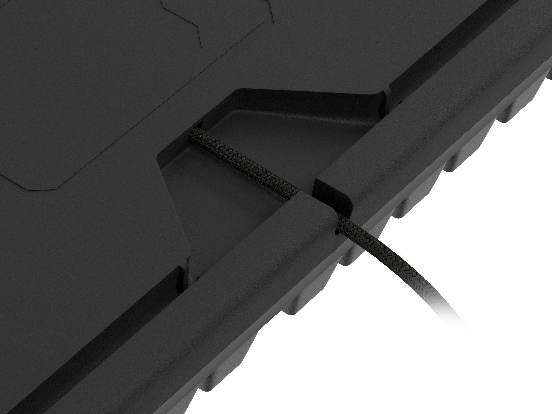 Гейминг клавиатура Genesis  - Thor 300, механична, черна, за PC - 4