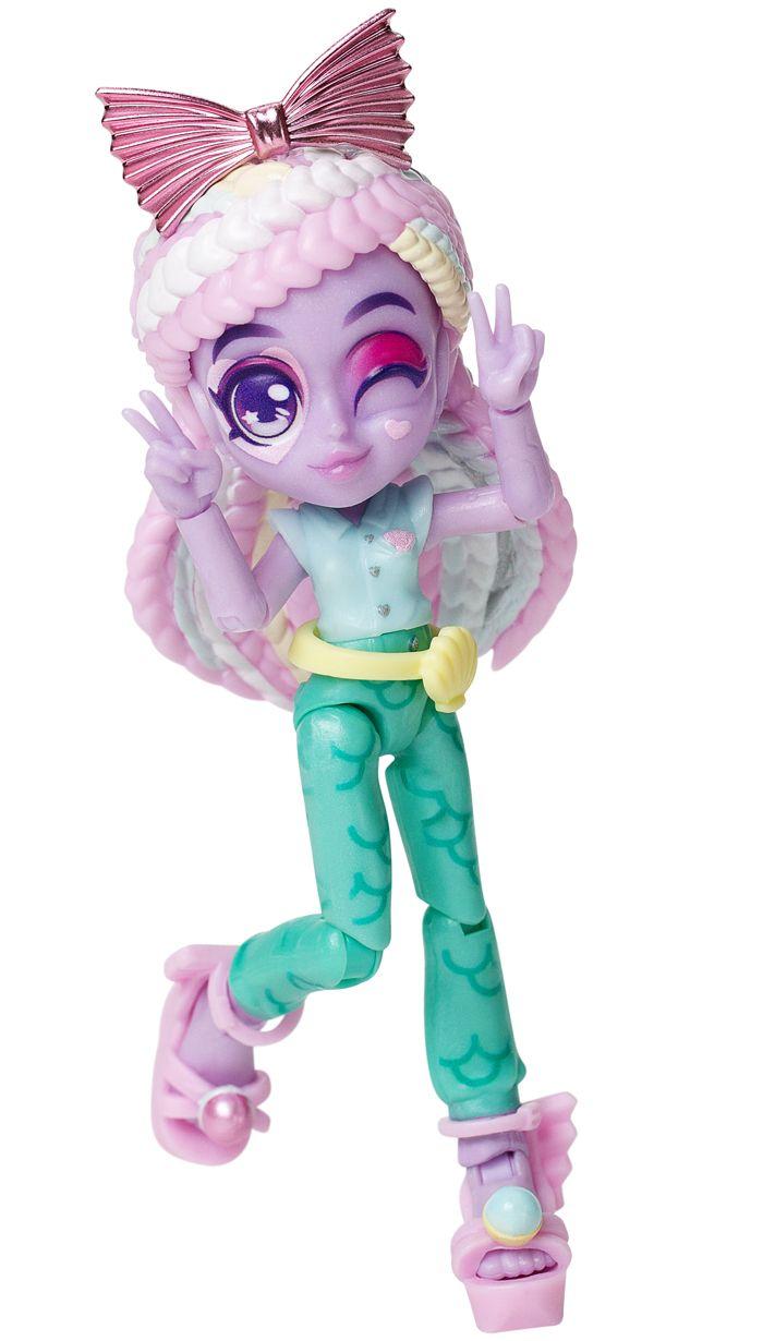 Куклички за сглобяване в капсула Capsule Chix - Ctrl Alt Magic, Серия 1 - 8