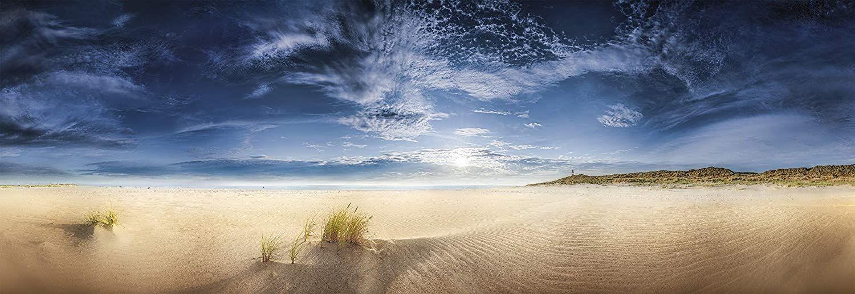 Панорамен пъзел Schmidt от 1000 части - Необятна шир, Манфред Вос - 2