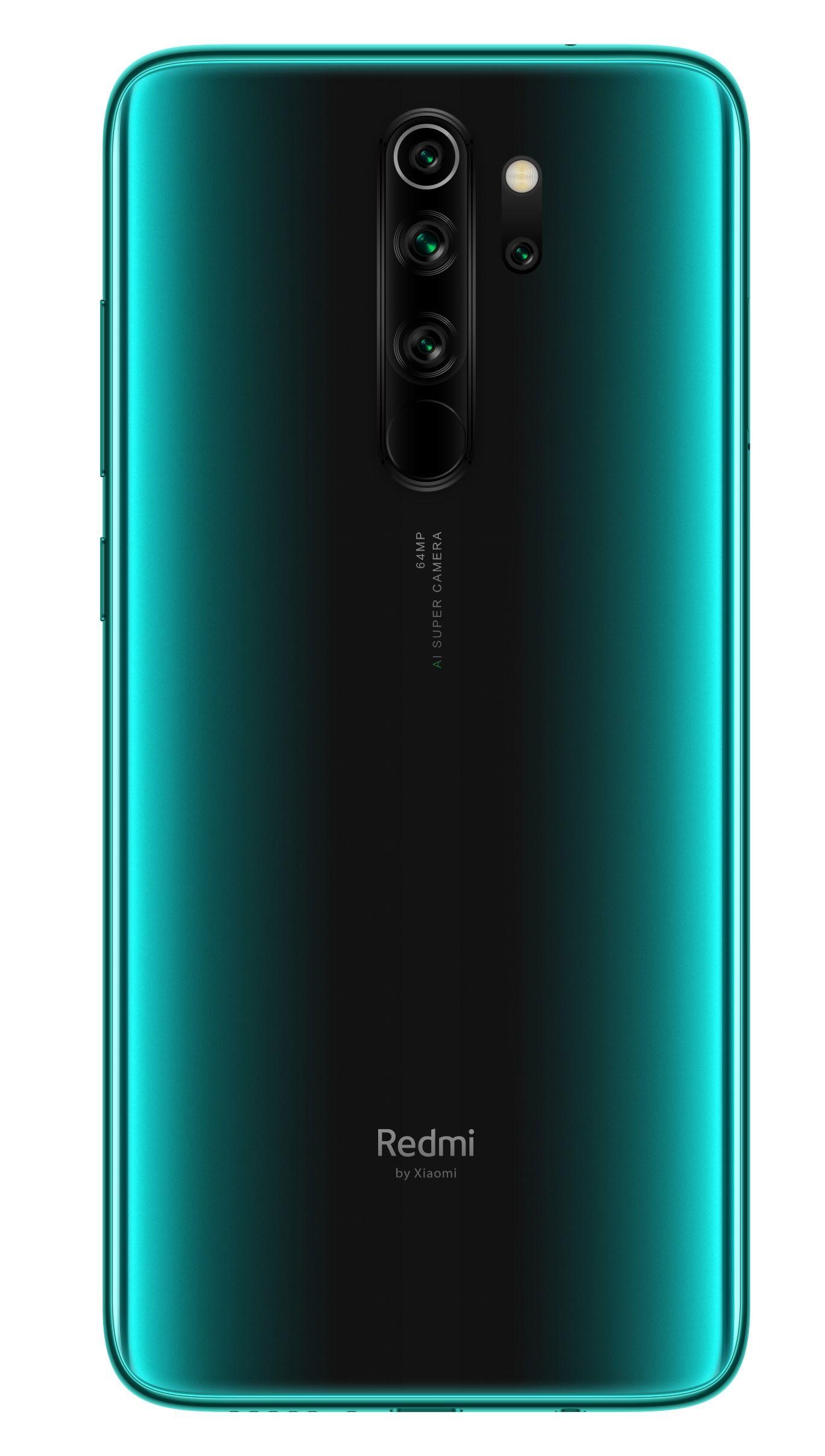 "Смартфон Xiaomi Redmi Note 8 Pro - 6.53"", 128GB, forest green - 3"
