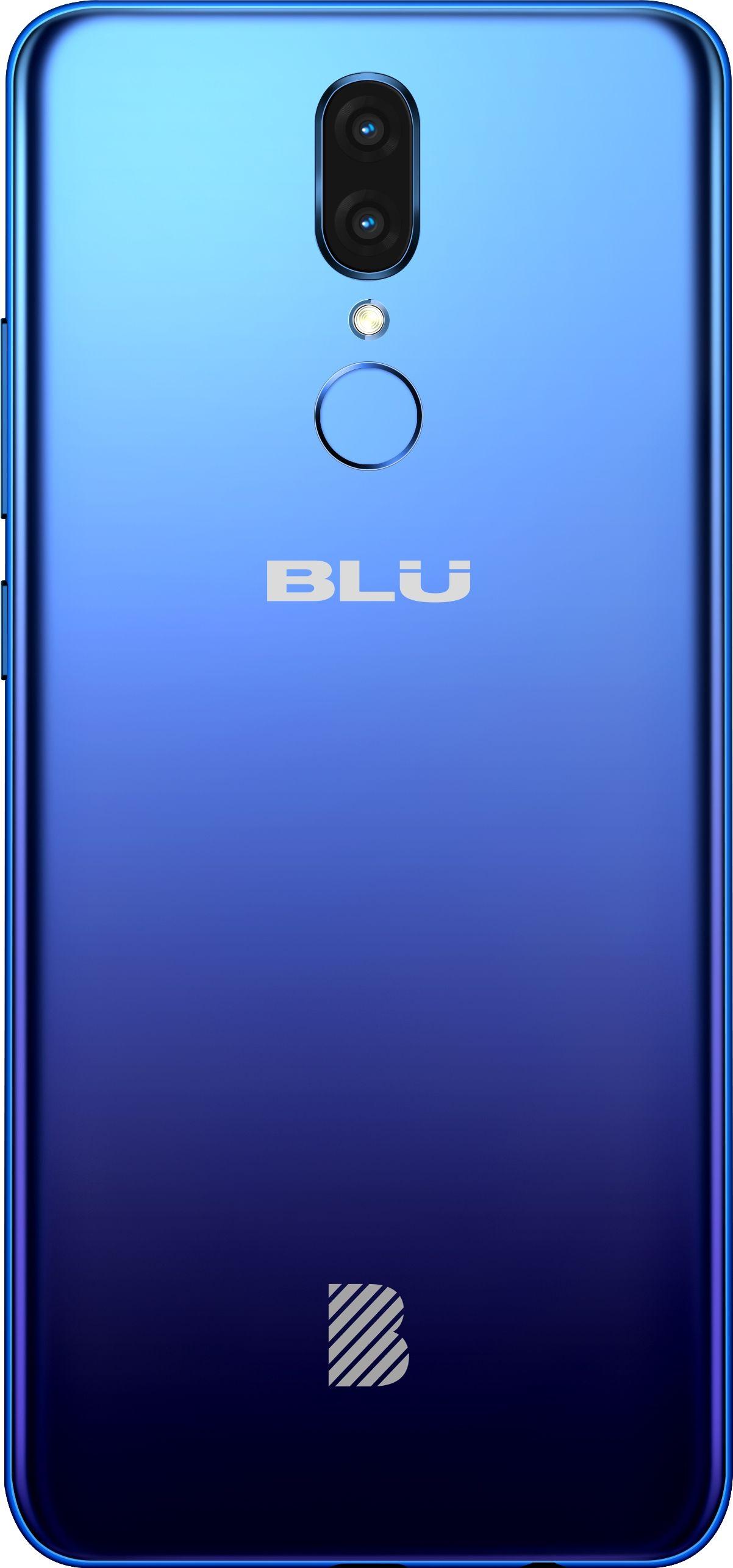 """Смартфон BLU G9 - 6.3"""", 64GB, син - 5"""