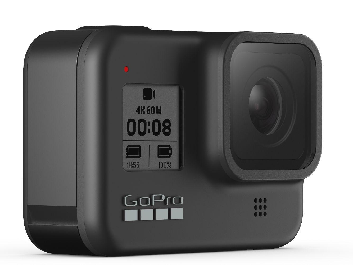 Спортна камера GoPro Hero8 - черна - 2