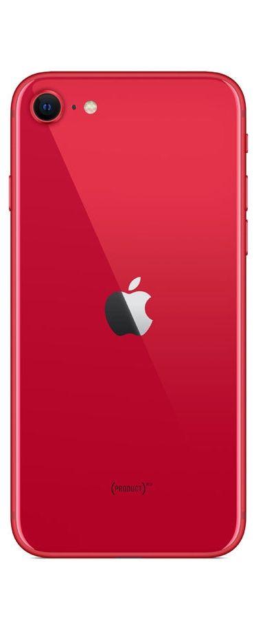 Смартфон iPhone SE - 2nd gen, 64GB, червен - 4