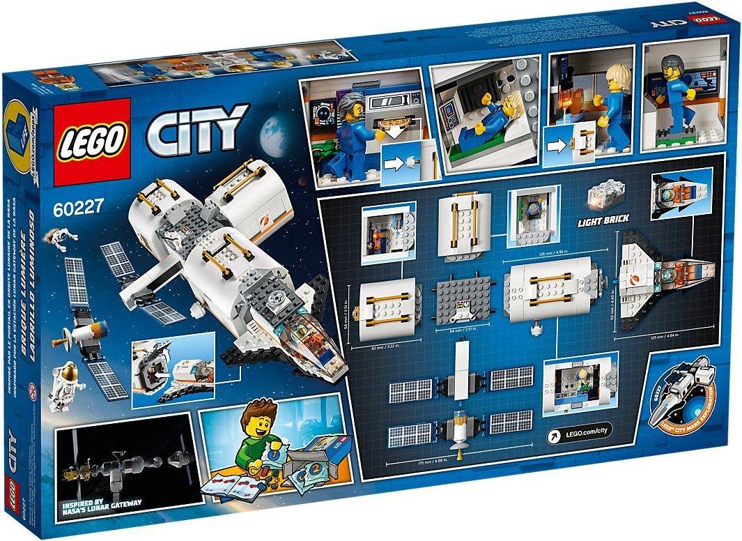 Конструктор Lego City - Lunar Space Station (60227) - 6