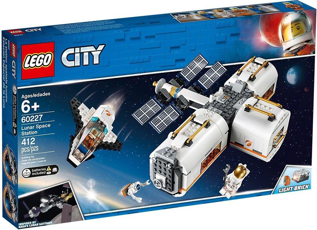 Конструктор Lego City - Lunar Space Station (60227) - 1