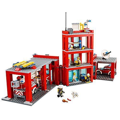 Конструктор Lego City - Пожарна команда (60110) - 5
