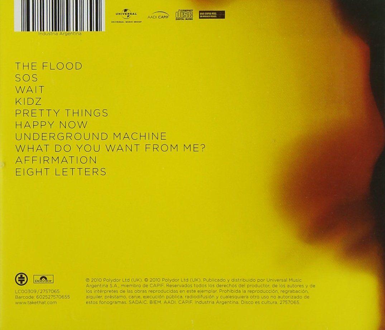 Take That - Progress (CD) - 2