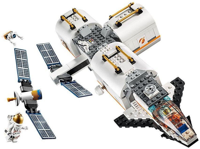 Конструктор Lego City - Lunar Space Station (60227) - 5