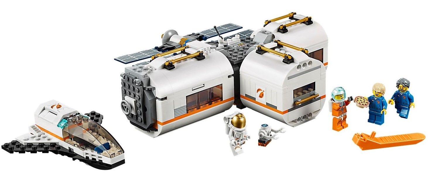 Конструктор Lego City - Lunar Space Station (60227) - 2