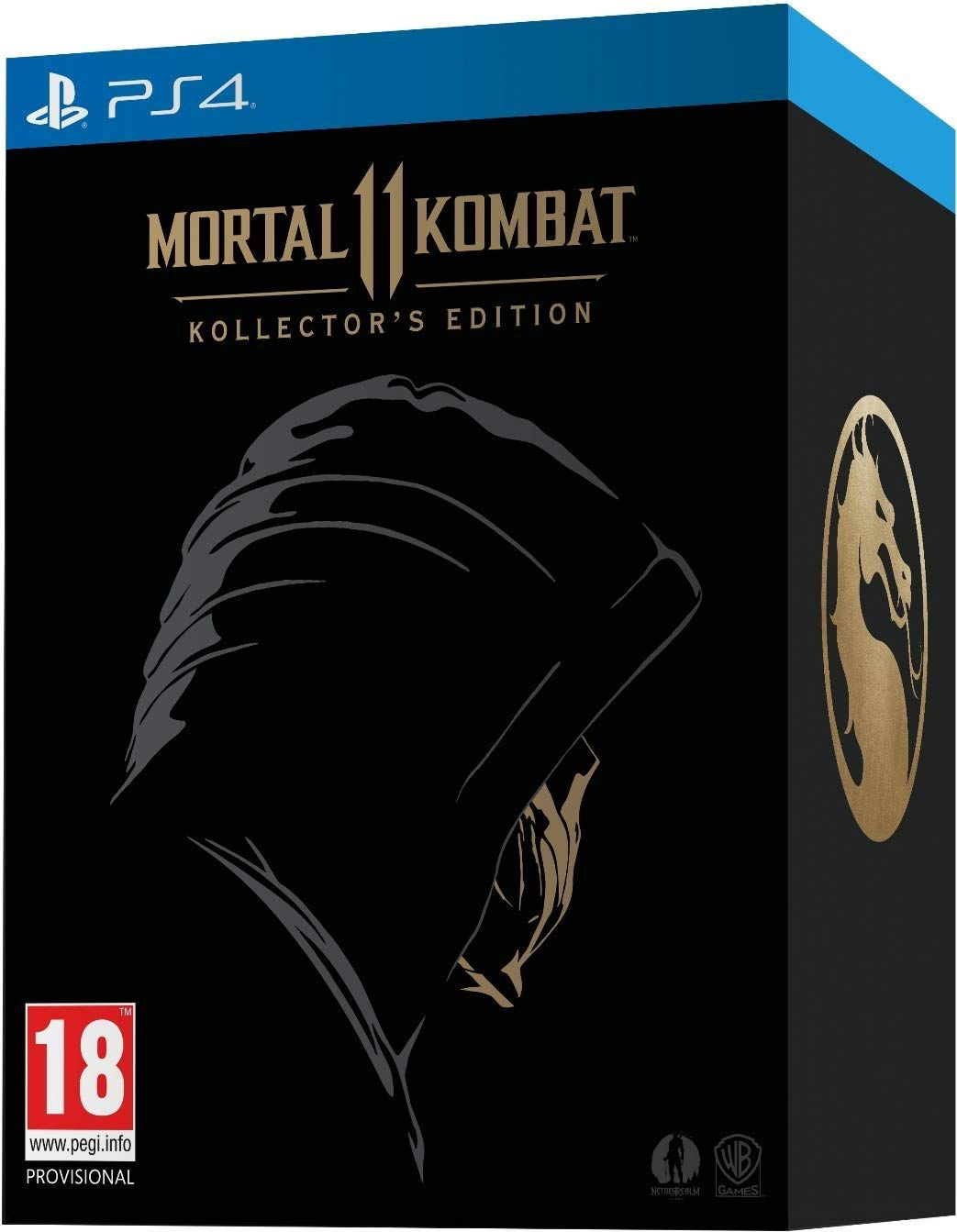 Mortal Kombat 11 - Kollector's Edition (PS4) - 1