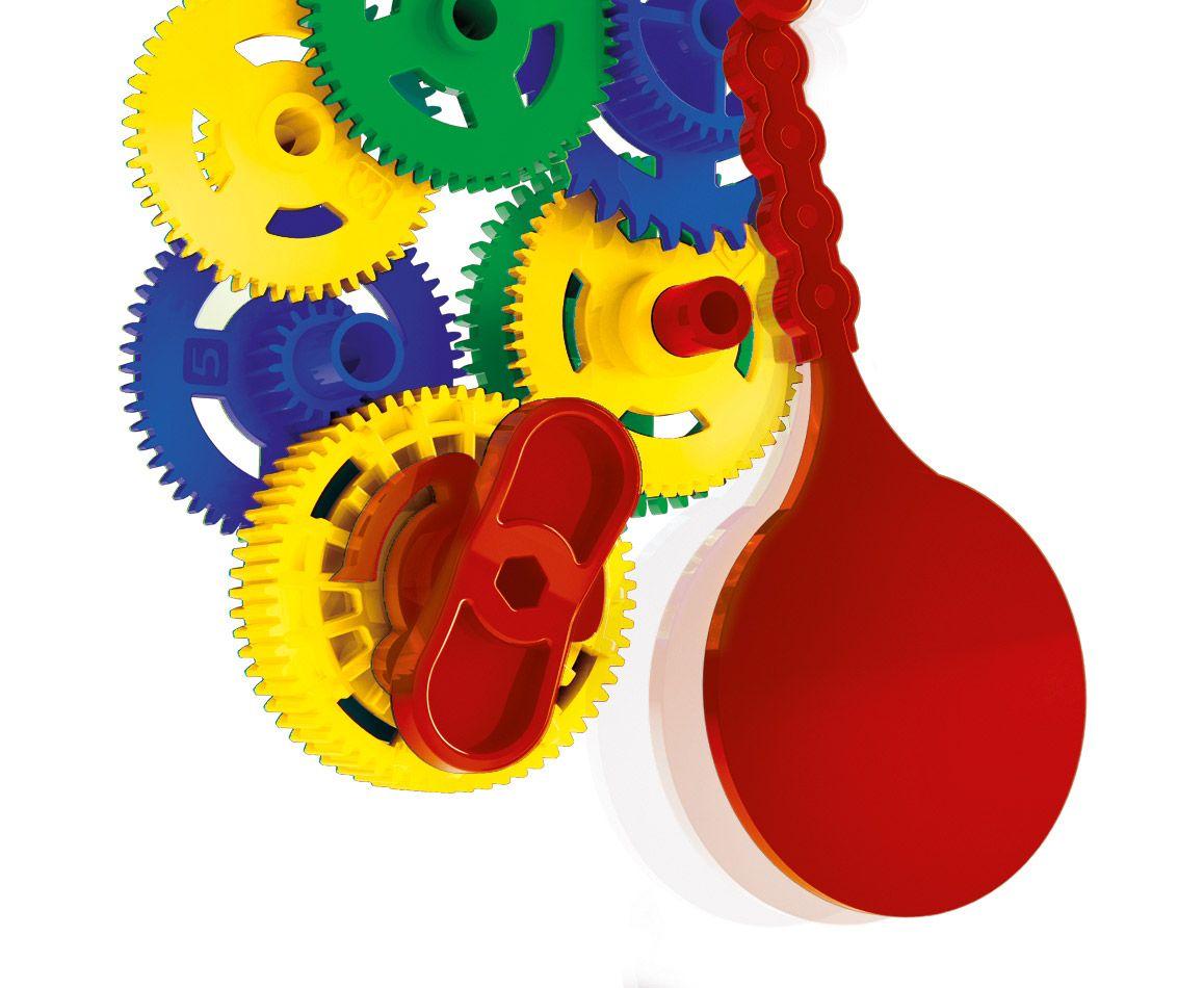 Научен комплект Clementoni Science Museum - Как работи часовника - 3