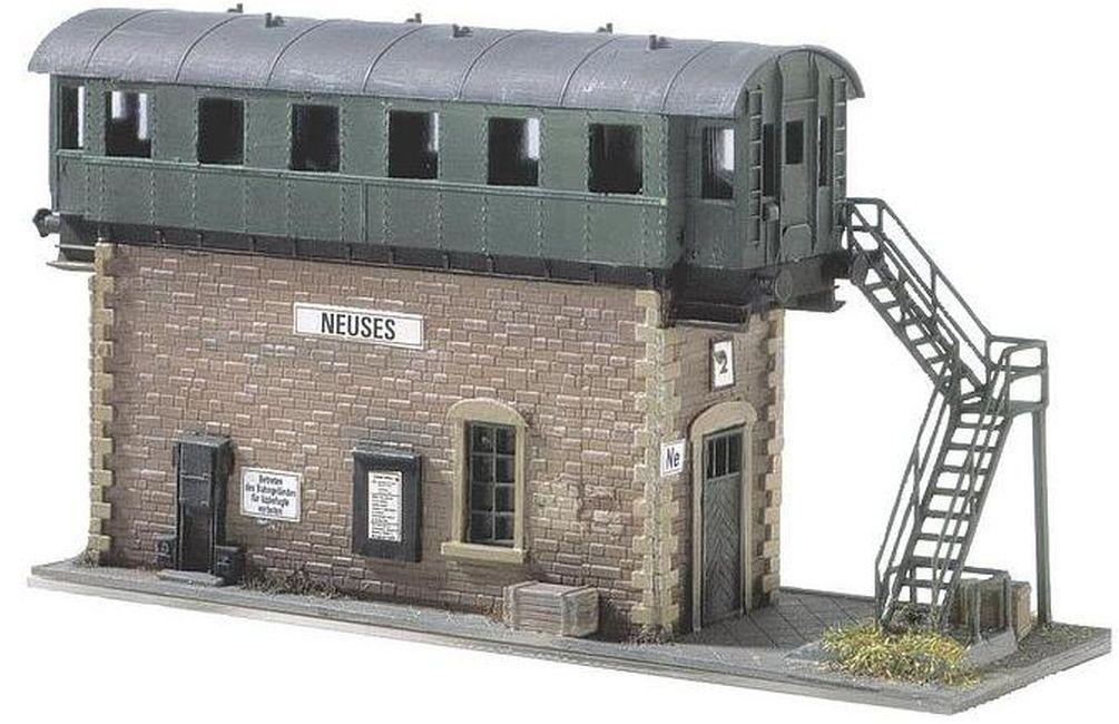 Сглобяем модел Piko - Стара контролна кула (61128) - 1
