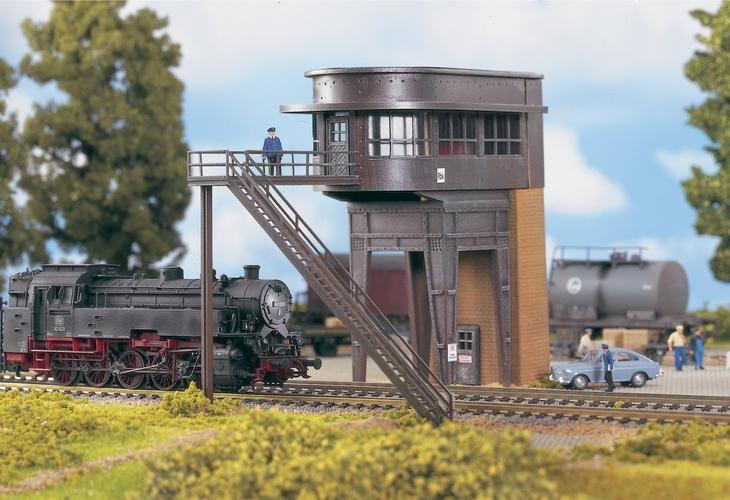 Сглобяем модел Piko - Сигнална кула (61137) - 1