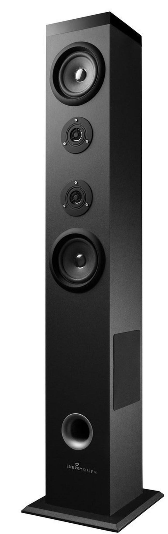 Колонка Energy Sistem Tower 5 - Bluetooth, черна - 1