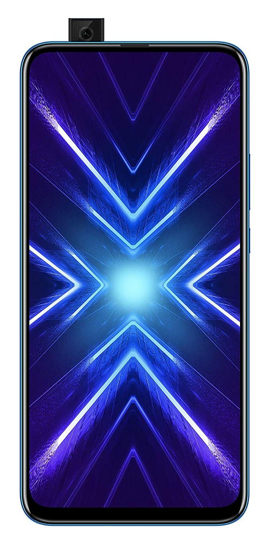 """Смартфон Honor 9X - 6.59"""", 128 GB, син - 3"""