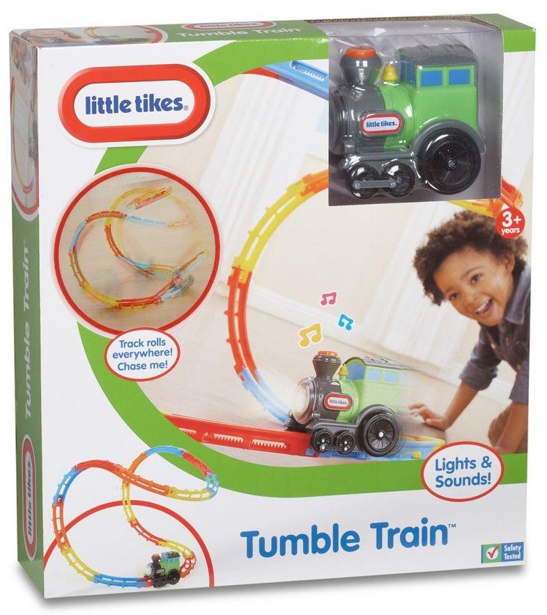 Детска игра Little Tikes - Влакче с релси - 1