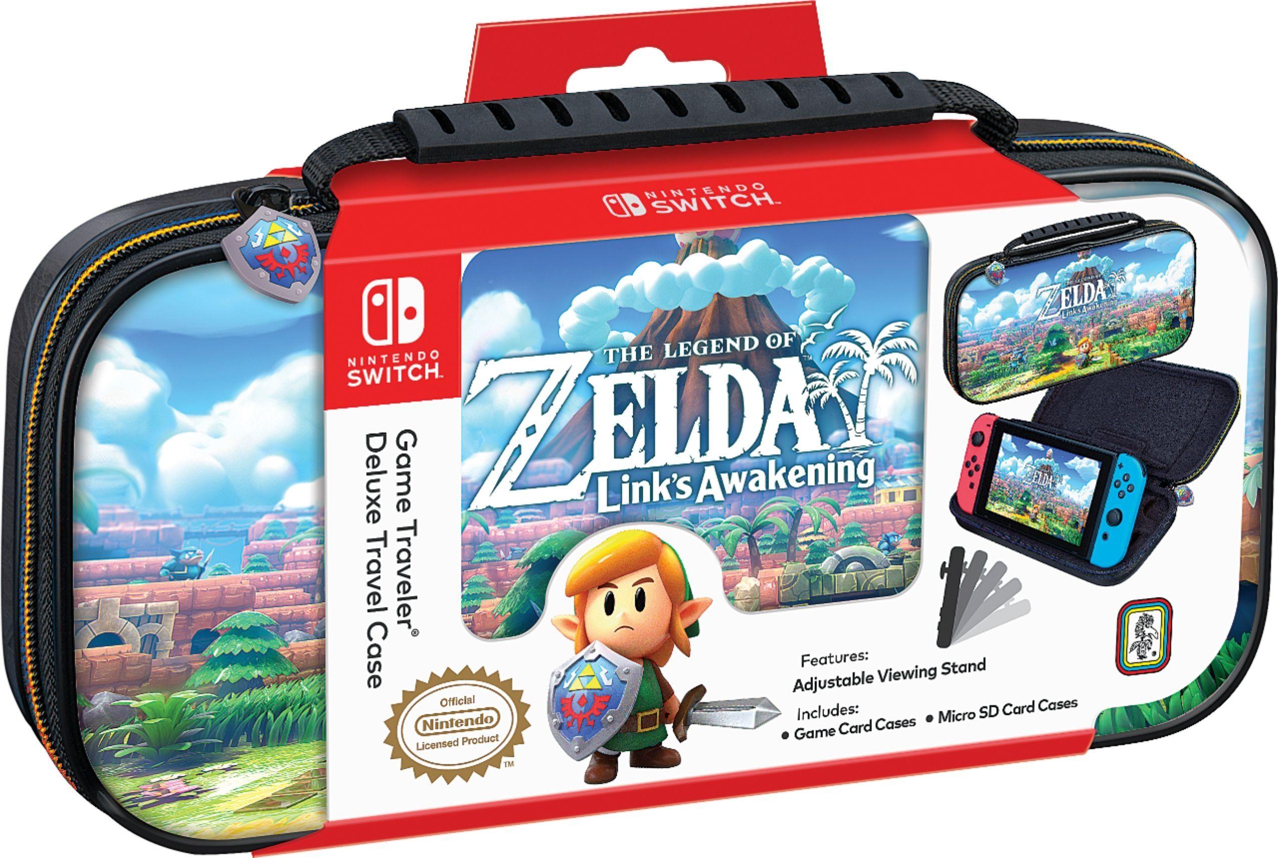 """Калъф Big Ben Deluxe Travel Case """"Link's Awakening"""" (Nintendo Switch) - 4"""