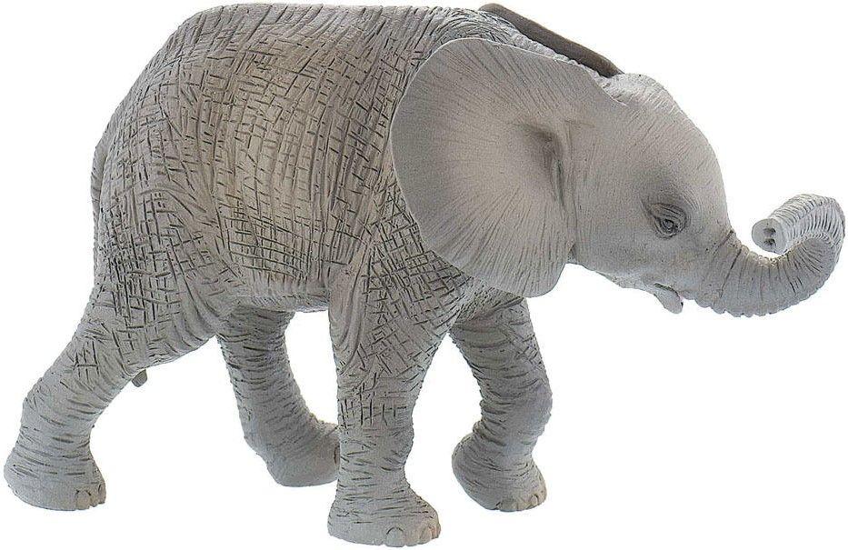 Фигурка Bullyland Animal World - Африкански слон - 1