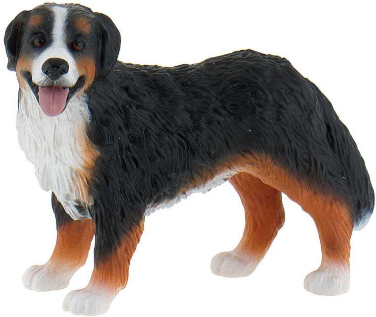 Фигурка Bullyland Animal World - Бернско планинско куче - 1