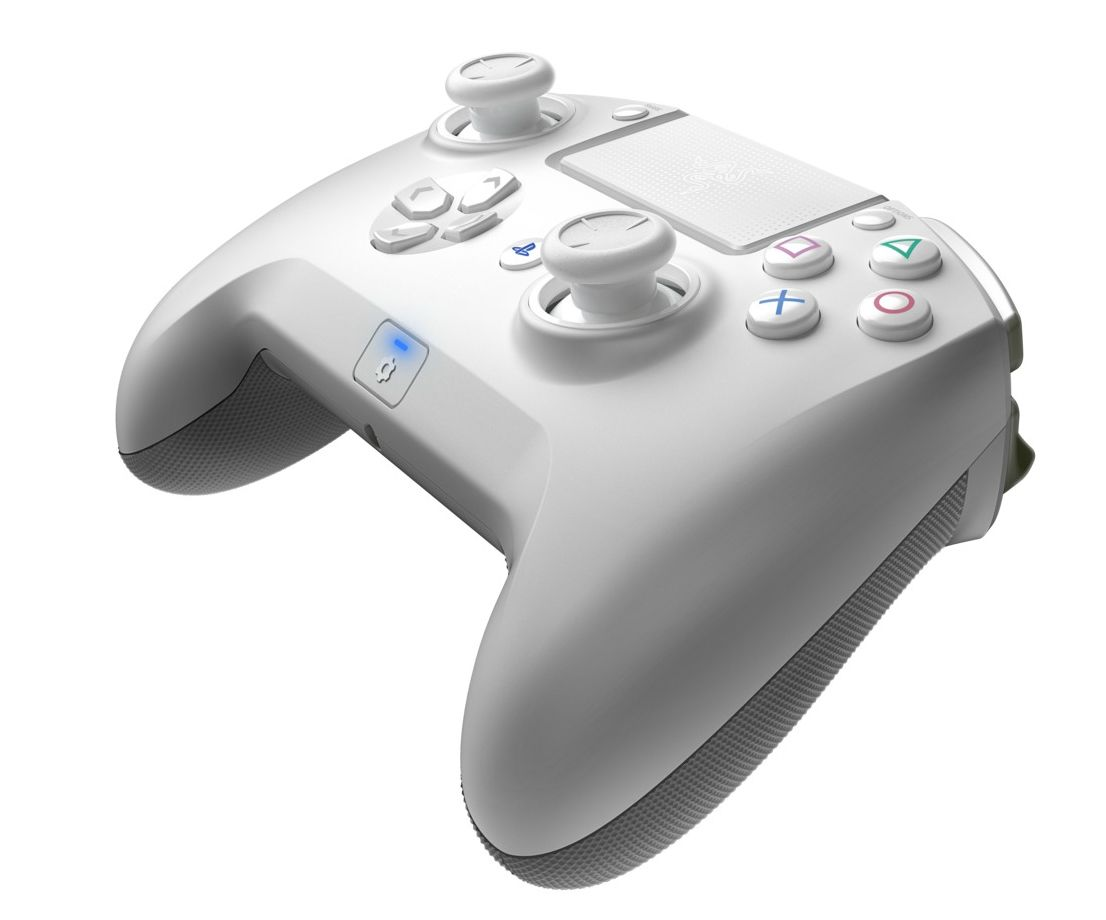 Геймпад Razer Raiju Tournament Edition - Mercury, за PS4/PC, v1.04 - 4
