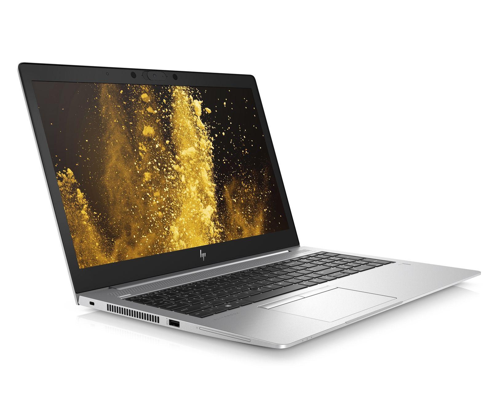 Лаптоп HP EliteBook 850 G6 - сребрист - 3