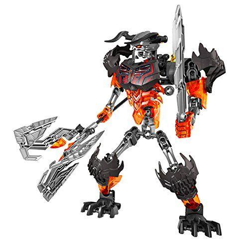 Lego Bionicle: Творецът на маски срещу Смазващия череп (70795) - 4