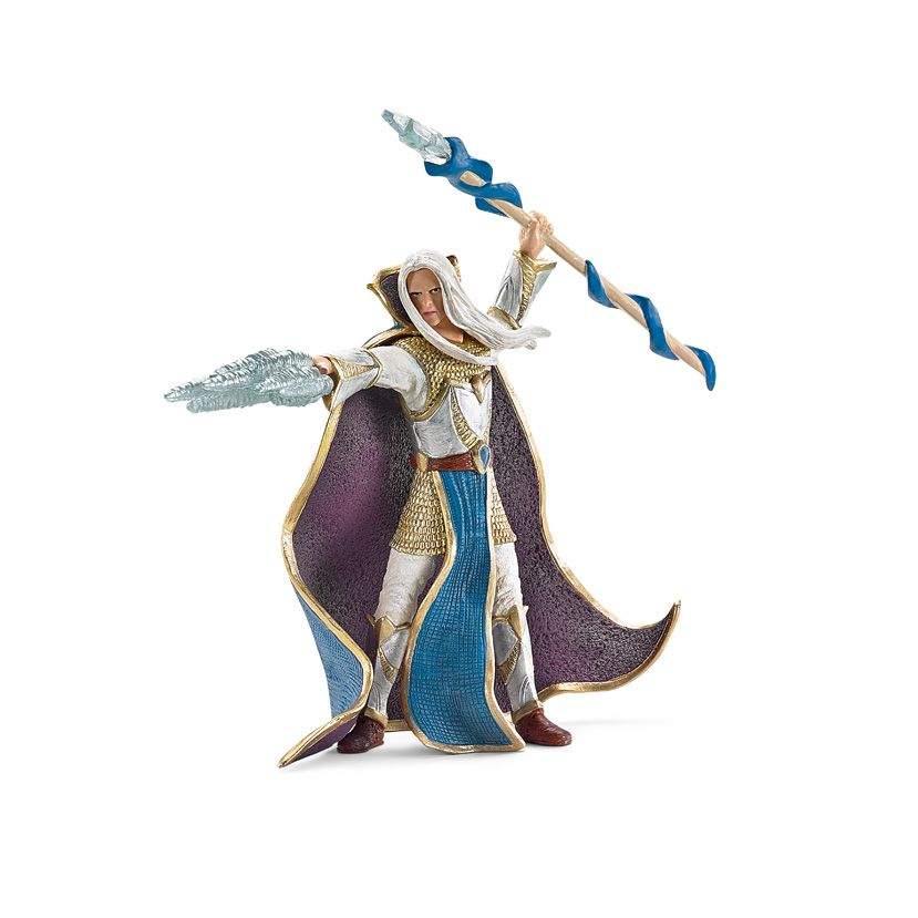 Фигурка Schleich от серията Рицари на Грифона: Рицар на Грифона - магьосник - 1
