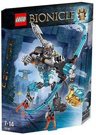 Lego Bionicle: Черепът разбойник (70791) - 1