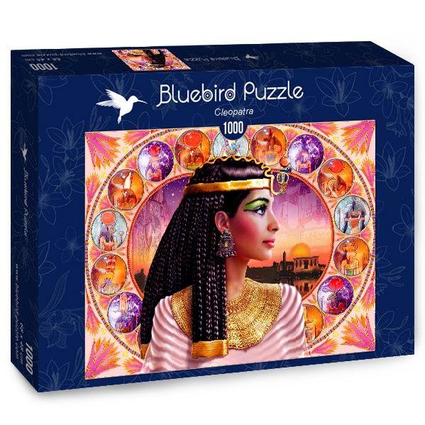 Пъзел Bluebird от 1000 части - Клеопатра - 1