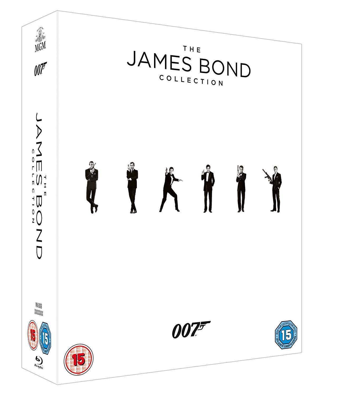 The James Bond Collection (Blu-ray) - 1