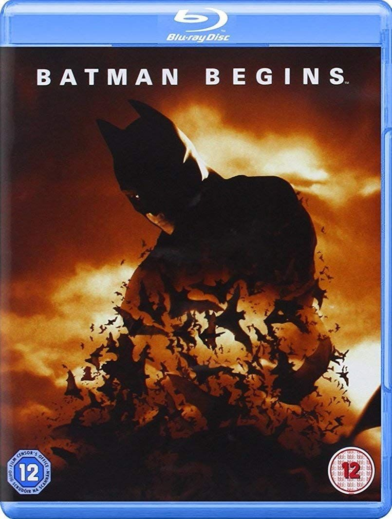 Batman Begins (Blu-Ray) - 2