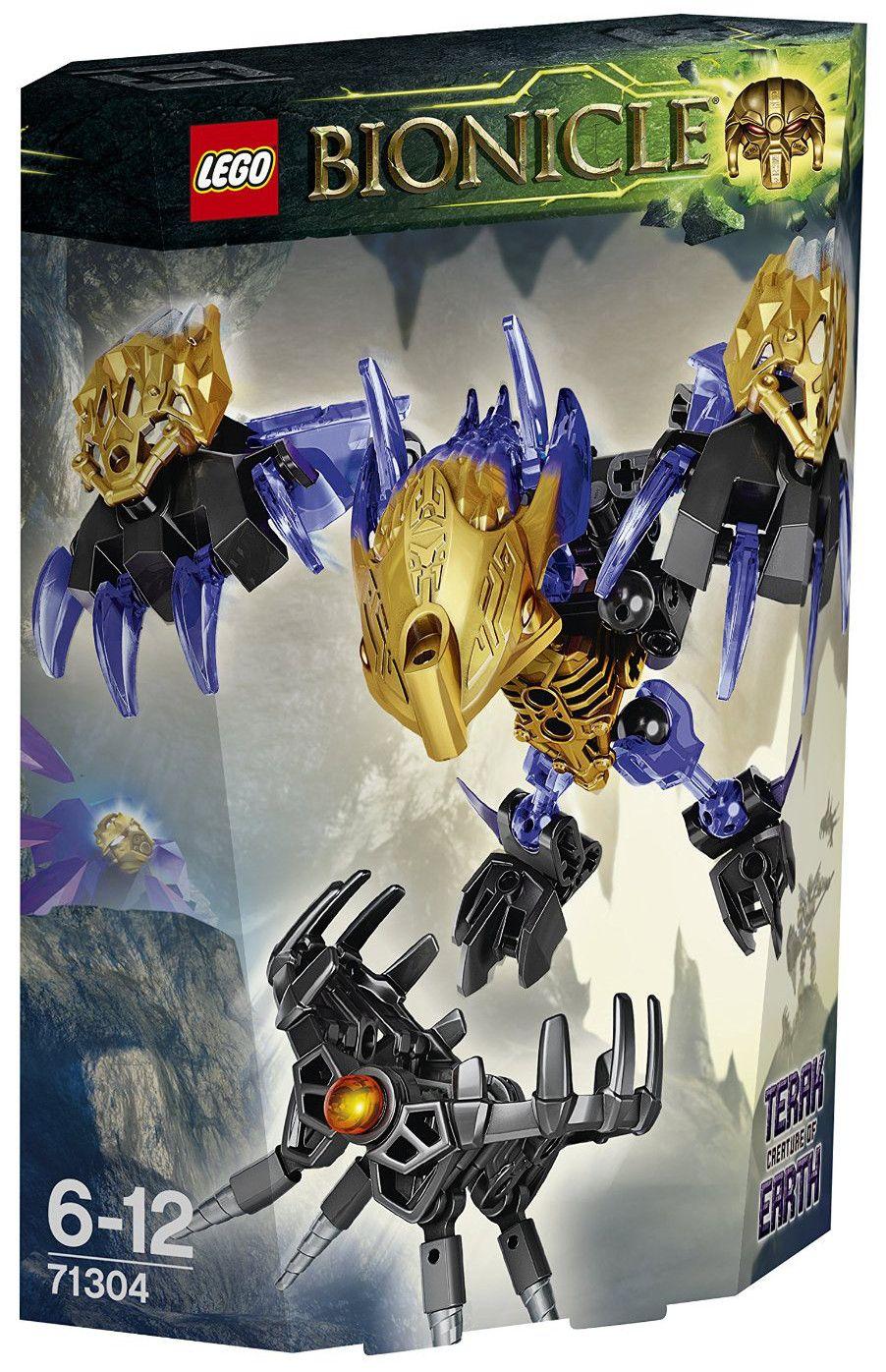 Lego Bionicle: Терак създание на земята (71304) - 1